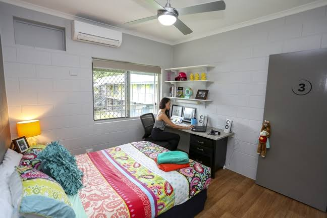 james cook university accommodation