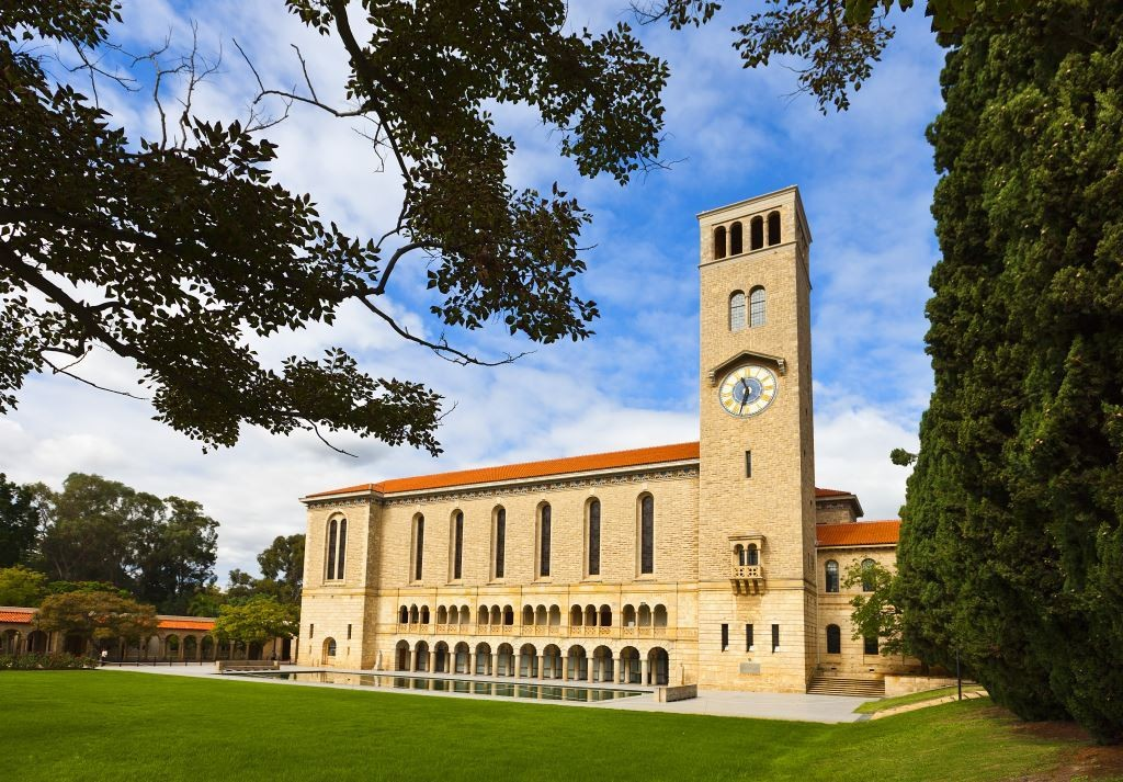 university of western australia kampus
