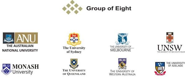 Universitas Anggota Group Of Eight Australia Uniaustralia