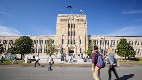Kampus di University of Queensland