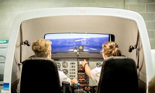 belajar penerbangan di RMIT University